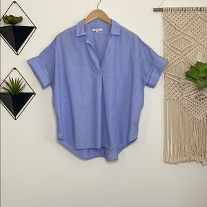 Madewell Courier Top